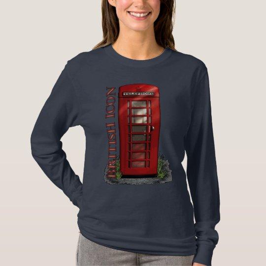 British Telephone Box Tee