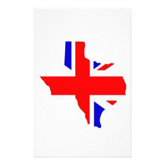 British Texas Stationery