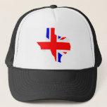 British Texas Trucker Hat