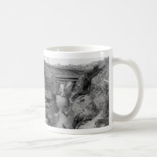 British Trench During the Battle of the Somme Coffee Mug