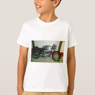 British Triton Motorcycle. T-Shirt