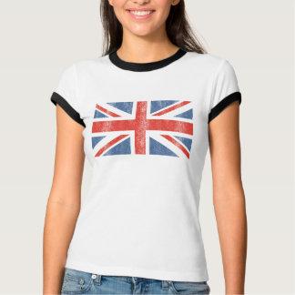 British UK Union Flag Jack T Shirt