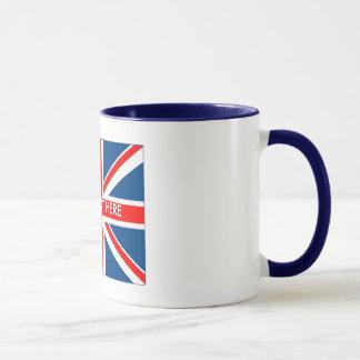 British Unio Jack Mug