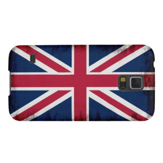 British Union Flag Union Jack Patriotic Design Case For Galaxy S5