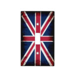 British Union Flag Union Jack Patriotic Design Light Switch Cover