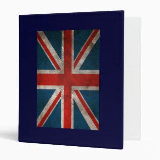 British Union Jack Binder
