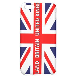 British Union Jack Britain London flag iPhone 5C Cover