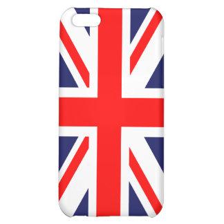 British Union Jack Britain London flag iPhone 5C Case