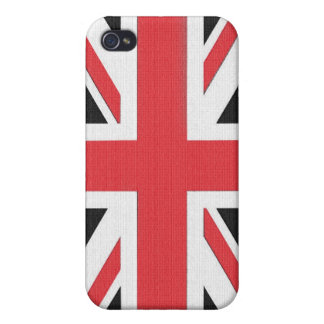 British Union Jack flag Cover For iPhone 4
