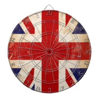 British Union Jack Flag Dartboards