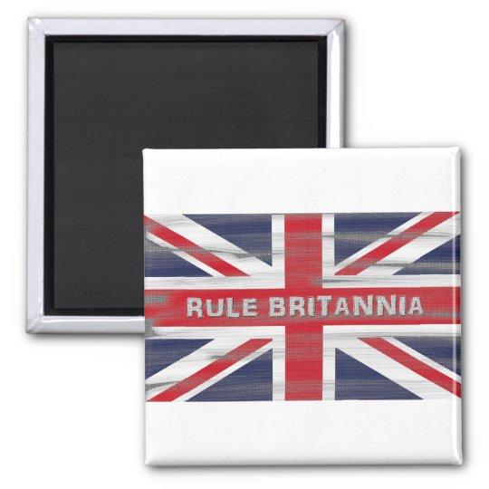 British Union Jack Flag Magnet