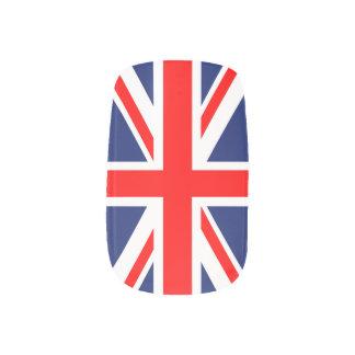 British Union Jack Flag Minx® Nail Wraps