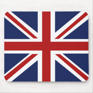 British Union Jack Flag Mousepad