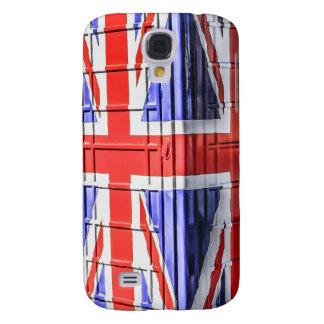 British Union Jack Flag Phone Box HTC Vivid Cases