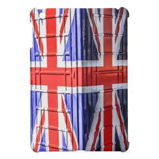 British Union Jack Flag Phone Box Case For The iPad Mini