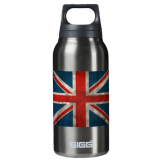 British Union Jack Insulated Water Bottle