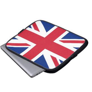 British Union Jack Laptop Sleeve