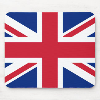 British Union Jack Mouse Pad