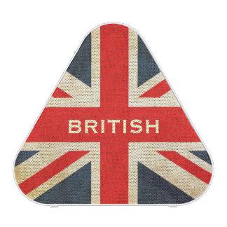 British Union Jack Portable Bluetooth Speaker