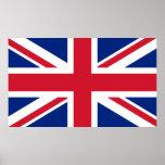 British Union Jack Print