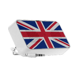 British Union Jack Laptop Speakers