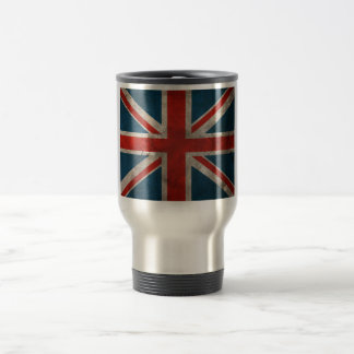 British Union Jack Travel Mug