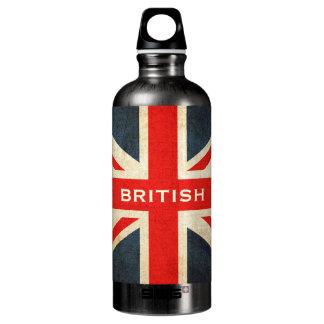 British Union Jack Workout Bottle SIGG Traveler 0.6L Water Bottle