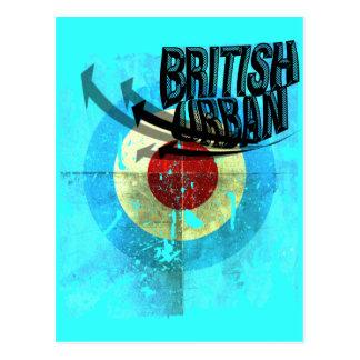 British Urban Legends Postcard