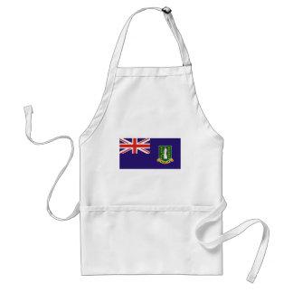 British Virgin Islands Adult Apron