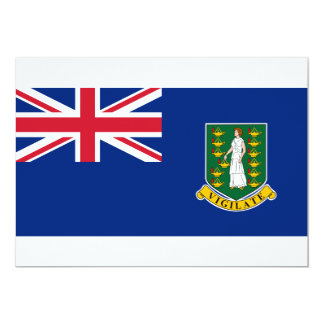 British Virgin Islands Card