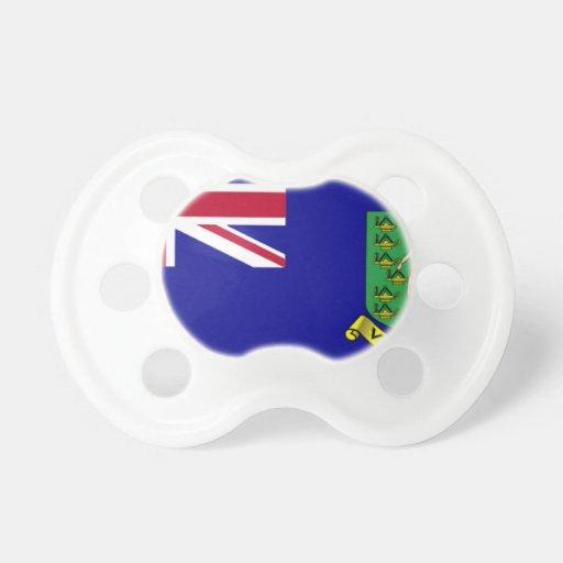 British Virgin Islands Chupetes Para Bebés