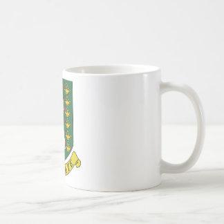 British Virgin Islands Coat of Arms Coffee Mug