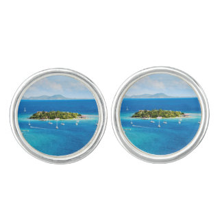 British Virgin Islands Cufflinks