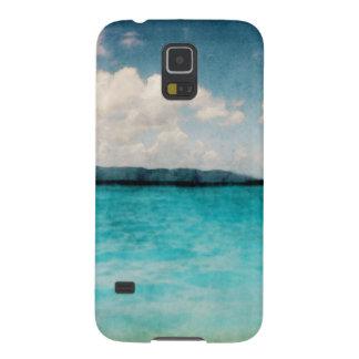 British Virgin Islands del Caribe Fundas Para Galaxy S5