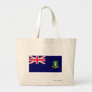 British Virgin Islands Flag Bag