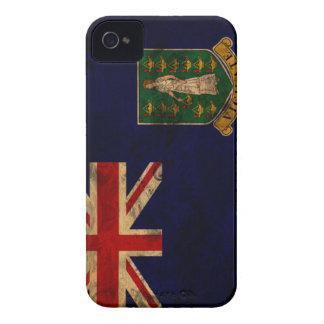 British Virgin Islands Flag Case-Mate iPhone 4 Case