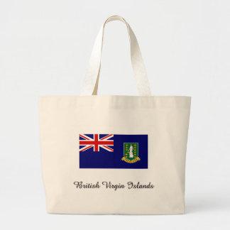 British Virgin Islands Flag Design Bag