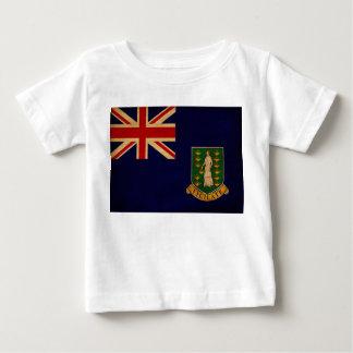 British Virgin Islands Flag Infant T-shirt