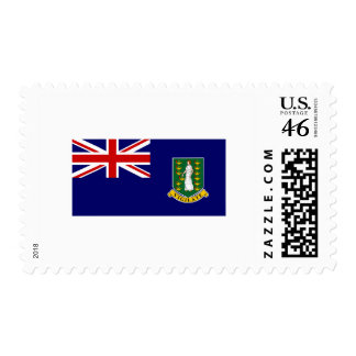 British Virgin Islands FLAG International Stamps