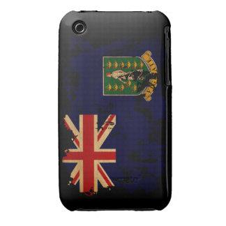 British Virgin Islands Flag iPhone 3 Case