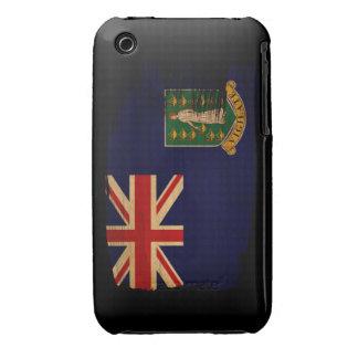 British Virgin Islands Flag iPhone 3 Case-Mate Case