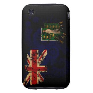 British Virgin Islands Flag iPhone 3 Tough Case