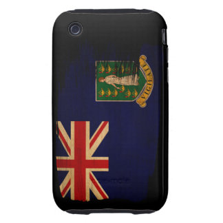 British Virgin Islands Flag iPhone 3 Tough Cover
