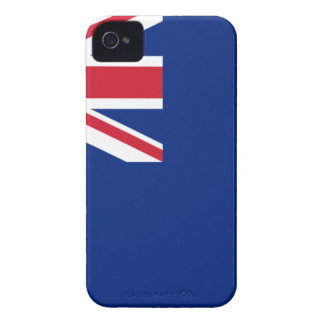British Virgin Islands Flag iPhone 4 Cover