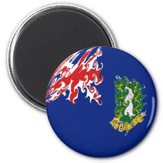 British Virgin Islands Flag Magnet