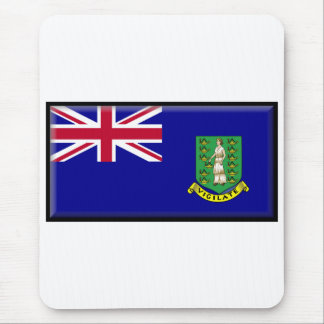 British Virgin Islands Flag Mouse Mat
