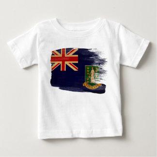 British Virgin Islands Flag Tee Shirt