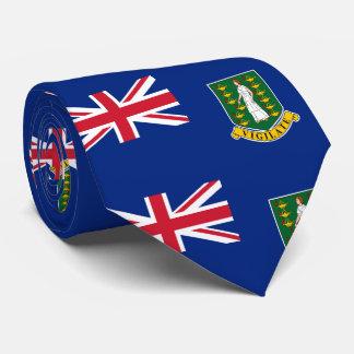 British Virgin Islands flag Tie