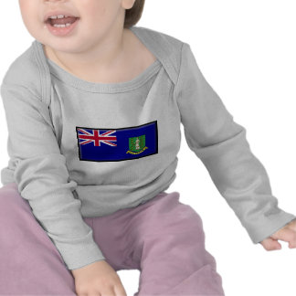 British Virgin Islands Flag T-shirts
