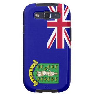 British Virgin Islands Galaxy S3 Coberturas